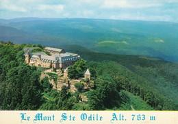 67 Mont Saint Odile Vue Aérienne (2 Scans) - Sainte Odile
