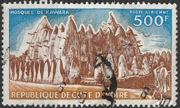 Côte D'Ivoire 1972 PA  Mosque De Kawara (G15) - Côte D'Ivoire (1960-...)