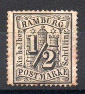 HAMBOURG - YT N° 13 - Neuf Sg - Cote: 5,00 € - Hamburg
