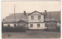 Ukmergė, Klebonija, Apie 1930 M. Foto - Litouwen
