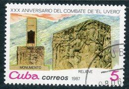 Y85 CUBA 1987 3101 30th Anniversary Of The Battle Of El Uvero - Gebruikt