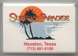 1 Boîte Allumettes : Surfers Paradise (Texas USA) & Kona Inn Restaurant (Hawaii USA) - Matchboxes