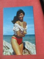 Female Beauty In The Breeze    Ref 4103 - Pin-Ups