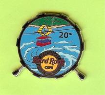 Pin's Hard Rock Café Niagara Falls Canada Tambour Téléphérique - HRC47 - Musique