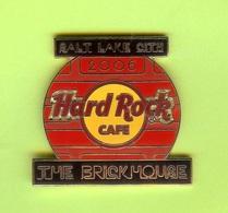 Pin's Hard Rock Café Salt Lake City The BrickHouse  - HRC48 - Musique
