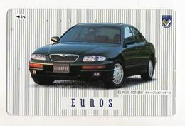 JAPON TELECARTE EUNOS - Auto's