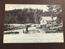 Cpa 1900/1920 Côte De Sainte Marie Frontière Hôtel De Faite - Autres Communes