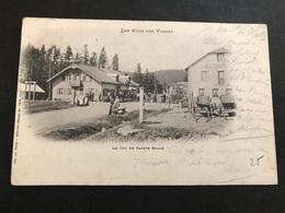 Cpa 1900/1920 Le Col De Sainte Marie Frontière - Autres Communes