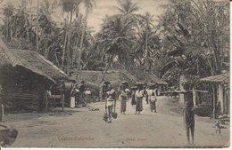 CEYLON COLOMBO STREET  SCENE - Sri Lanka (Ceylon)