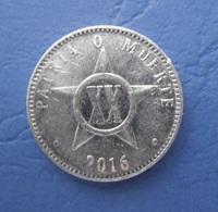 CUBA 20 CENTAVOS 2016 AUNC - Cuba