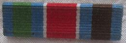 Barrette Militaire De Médaille - Ohne Zuordnung