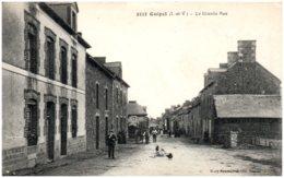 35 GUIPEL - La Grande Rue - Frankrijk