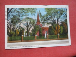 Episcopal Church  Edenton  North Carolina      Ref 4103 - Vereinigte Staaten