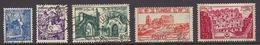 Tunisia - Historic Monuments, Buildings, Medenine, Tunis, Porte Bab-el-Khadra, Rural Architectures - Used - Tunesien (1956-...)