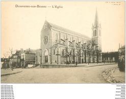03 DOMPIERRE-SUR-BESBRE. L'Eglise Petite Animation - Frankrijk