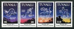 Tuvalu 1992 Pacific Star Constellations - SPECIMEN - Set MNH (SG 621-624) - Tuvalu