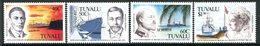 Tuvalu 1992 Centenary Of British Occupation Of Tuvalu Set MNH (SG 625-628) - Tuvalu