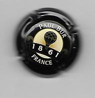CAPSULE  CHAMPAGNE / PAUL BUR - Champagnerdeckel