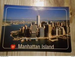 AMERIQUE/ ETATS UNIS /NY NEW YORK / MANHATTAN ISLAND - Manhattan