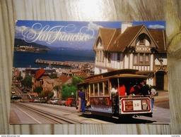 AMERIQUE/ ETATS UNIS / CA California - SAN FRANCISCO Cable Cars - San Francisco