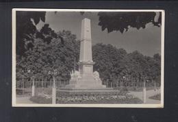 Rumänien Romania AK Sfantu Gheorghe Sepsiszentgyörgy Monument - Rumänien