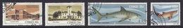 Ciskei - 1983 Educational Institutions, Lennox Sebe, Fort Hare, Marine Life, Ragged-tooth Shark, Tiger Shark - Used - Ciskei
