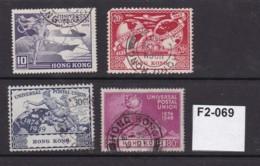 South West Africa 1954 4½d, 6d Anad 1/- - Südwestafrika (1923-1990)