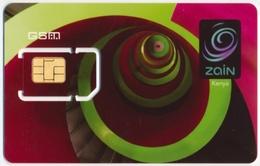 KENYA - KENIA ZAIN GSM (SIM) CARD MINT UNUSED - Kenia