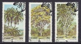 Ciskei - 1984 Flora, Trees - Used - Ciskei