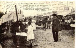 N°9067 -cpa Scène De Foire -NOtre Normandie- - Ferias