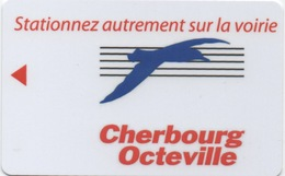 Carte De Stationnement PIAF : Cherbourg Octeville - France