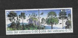 2011 MNH Vaticano Mi 1710-11 - Unused Stamps