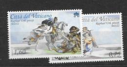2011 MNH Vaticano Mi 1717-18 - Unused Stamps