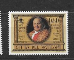 2011 MNH Vaticano Mi 1719 - Vatikan