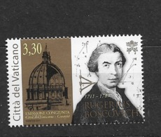 2011 MNH Vaticano Mi 1720 - Unused Stamps