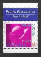 2002 MNH Vaticano Mi 1425 From Booklet - Vatican
