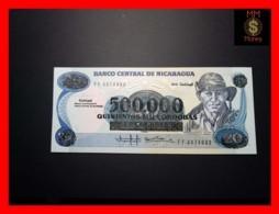 NICARAGUA 500.000 500000 Cordobas 1990 P. 163  UNC - Nicaragua