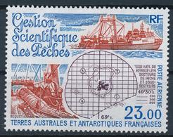 TAAF  -  1994  ,  Bewirtschaftung Der Fischbestände - French Southern And Antarctic Territories (TAAF)
