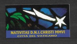 2006 MNH Vaticano Mi 1567 Booklet - Booklets
