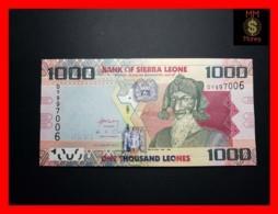 SIERRA LEONE 1.000 1000 Leones 4.8.2013 P. 30 B   UNC - Sierra Leone