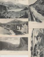 N 48  Lot 100 CPA Différentes De Suisse - Postkaarten
