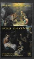 2011 MNH Vaticano Mi 1688-89, Set Of  2  Booklets - Booklets