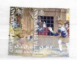2008 MNH Vaticano Mi 1619-21 - Vatican