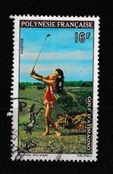 POLYNESIE YT 94 Oblitéré - Frans-Polynesië
