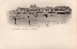 LA BAULE - LA PLAGE - La Baule-Escoublac