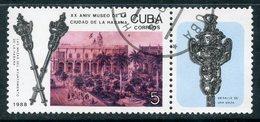 Y85 CUBA 1988 3247 20th Anniversary Of The Havana Museum - Gebruikt