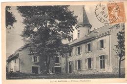 AUTRANS  . CHATEAU D'ANDREVIERE . - Autres Communes