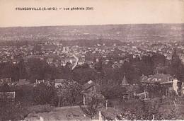 FRANCONVILLE - Franconville