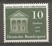 BDP 1957 Yv N° 137  Mi N° 258  ** MNH Ecole Liebig  Cote 0,7 Euro TBE - Nuovi