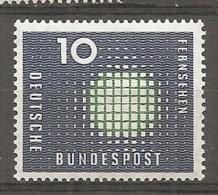BDP 1957 Yv N° 139  Mi N° 267  ** MNH  Télévision  Cote 0,7 Euro TBE - Nuovi